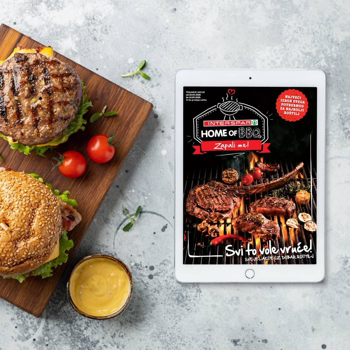SPAR pripremio najveći izbor za pripremu najboljeg roštilja