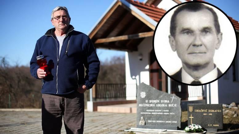 'Mog tatu su prebijenog odveli u deki iz logora Bučje. Od tada mu se izgubio svaki trag...'