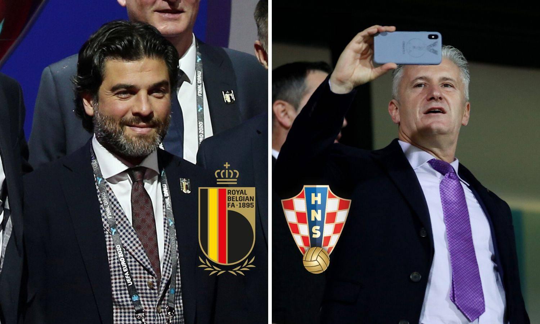 Le Soir: Šuker htio utakmicu s Belgijom; šef saveza demantira