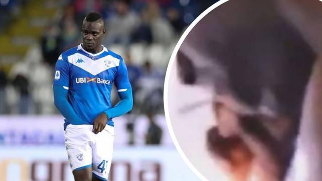 """Balotellija optužili da je pušio: """"Nisam! Ljubio sam raspelo..."""""""