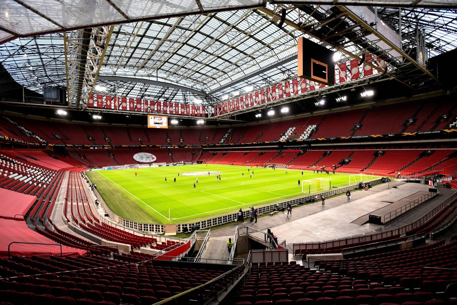 FILE PHOTO: Europa League - Round of 16 First Leg - Ajax Amsterdam v Young Boys