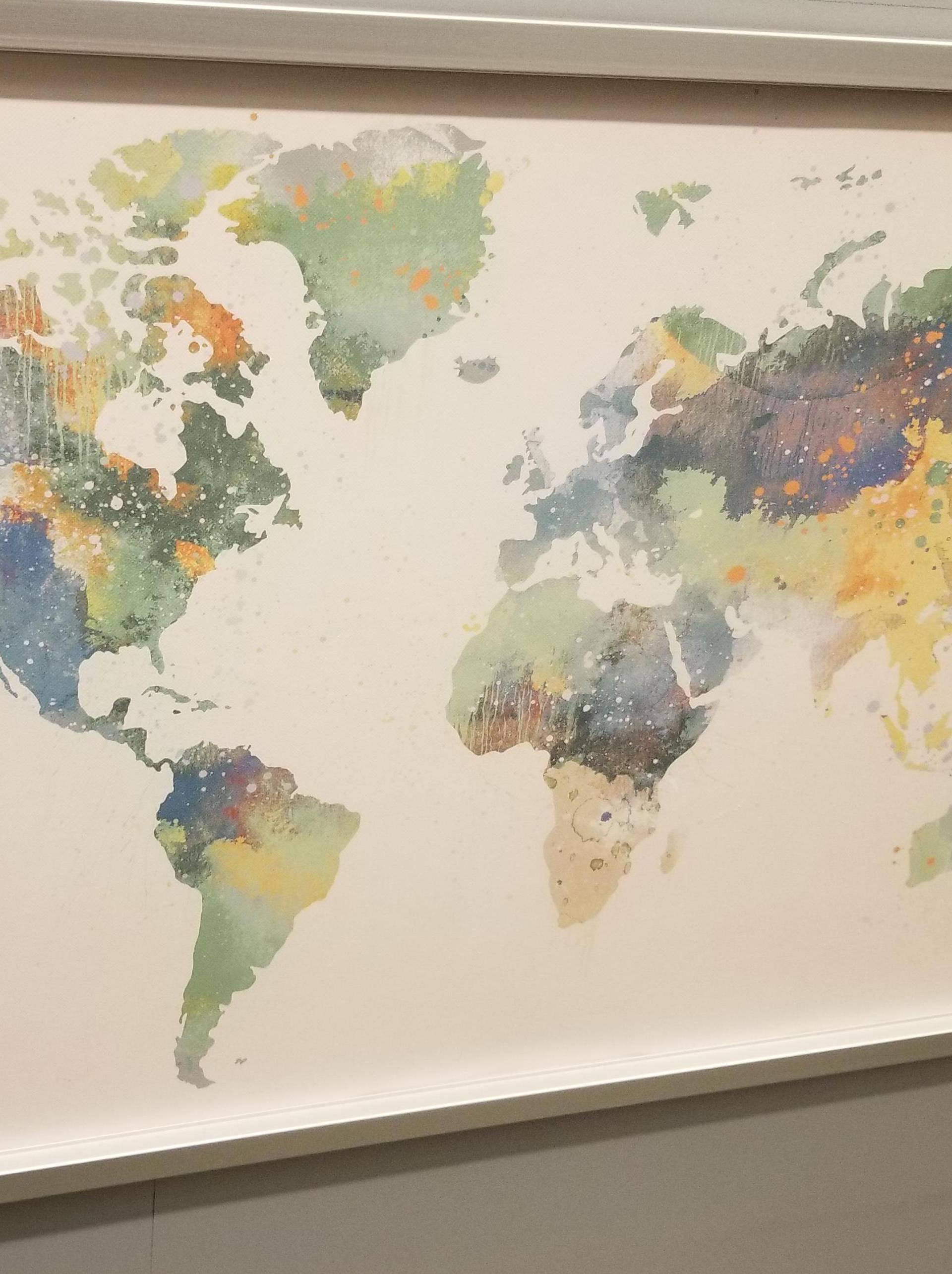'Gdje je Novi Zeland? Internet se smije karti svijeta iz Ikee