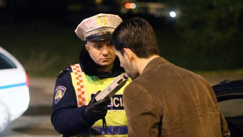 'Otišlo' 147 vozačkih dozvola:  Alkoholizirano je bilo i 13 žena