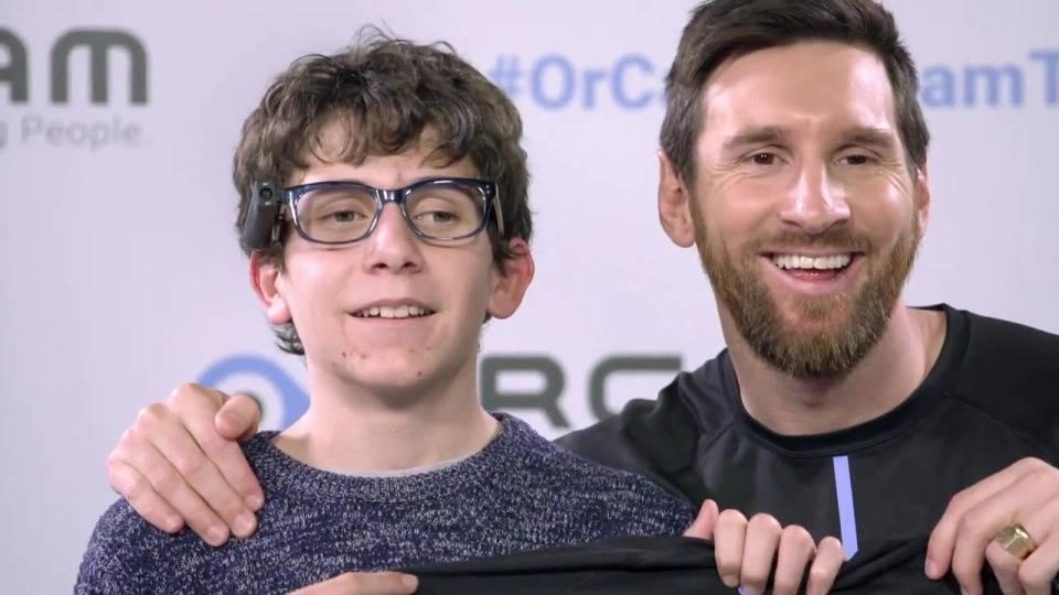 Veliki humanitarac: Leo kupuje djeci naočale od 35.000 kuna