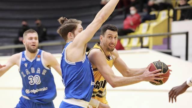 Split: Utakmica 18. kola ABA lige, KK Split i KK Zadar