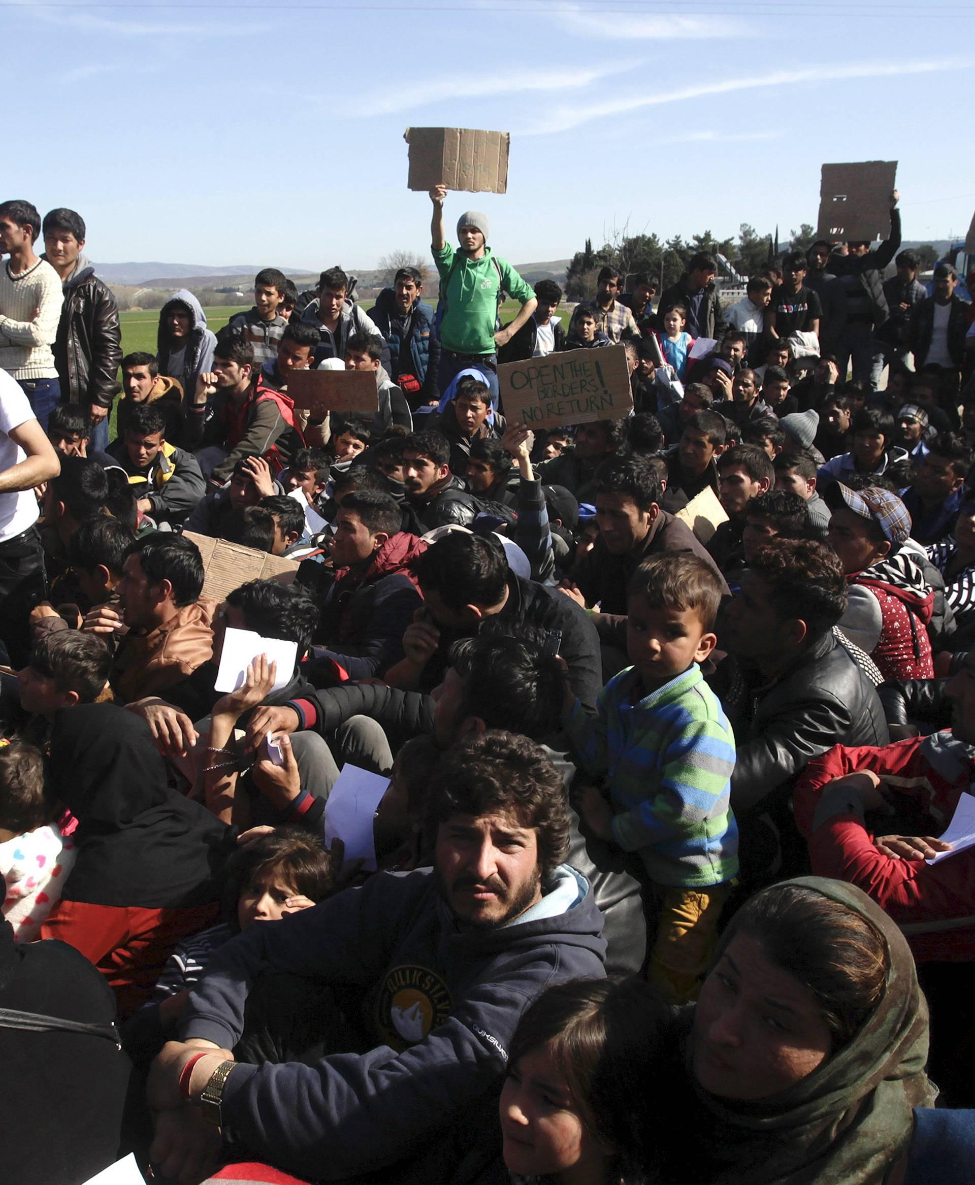 EK: Kvote za tražitelje azila i tranzit migranata su ilegalne