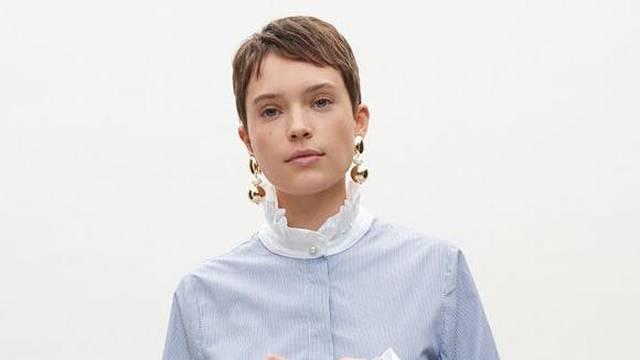 Victorian collar shirt