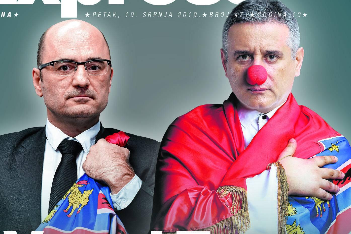 Evo njih opet: Vaso i Tomo skupa ruše Plenkija i ministre