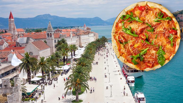 Pizza gate: Kako su dvije pizze obilježile sezonu u Trogiru
