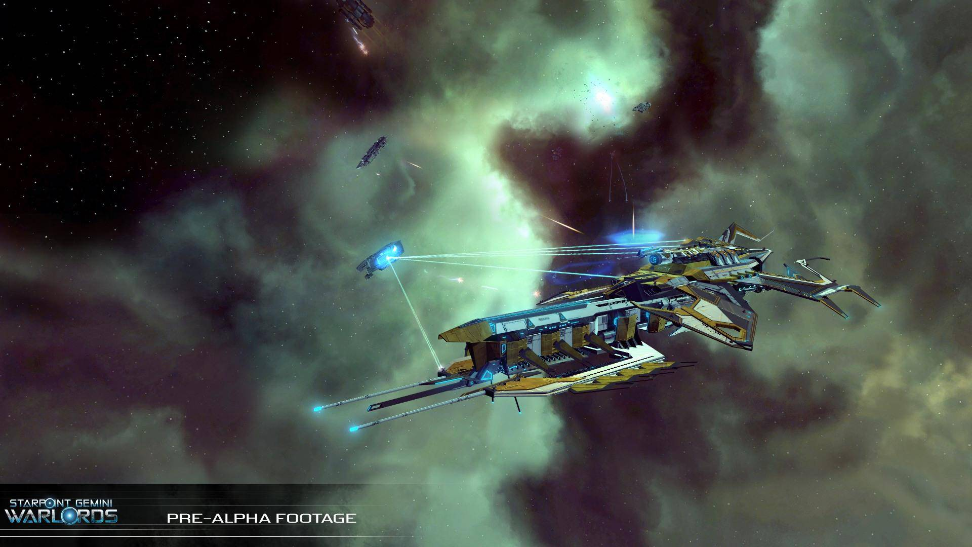 Starpoint Gemini Warlords će dobiti najveću ekspanziju ikada