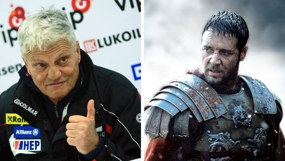 Ante Kostelić ide u Hollywood: Glumit će ga Russell Crowe?!