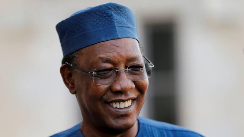 Predsjednik Čada poginuo u sukobima s pobunjenicima: Na vlasti bio više od 30 godina