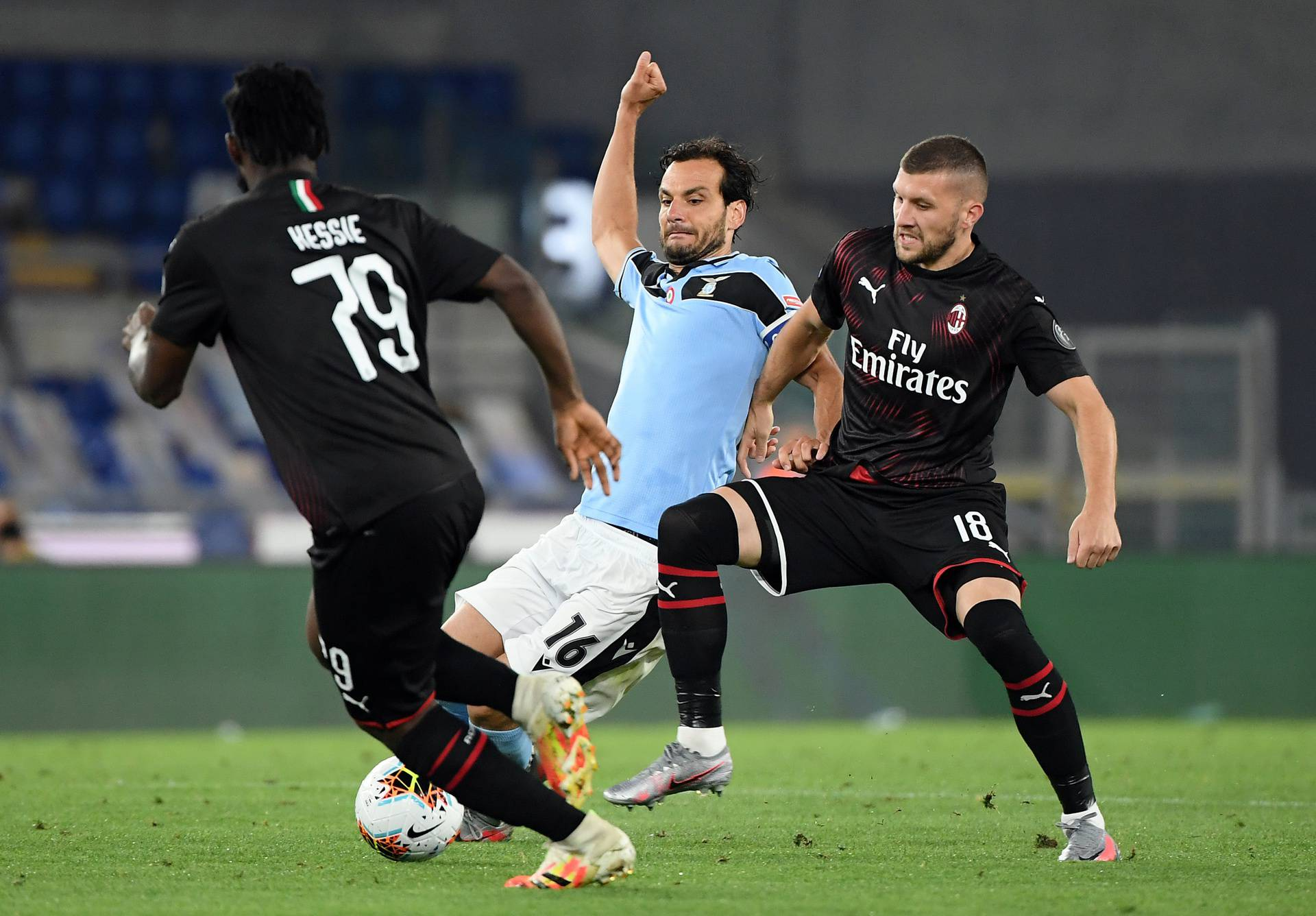 Serie A - Lazio v AC Milan