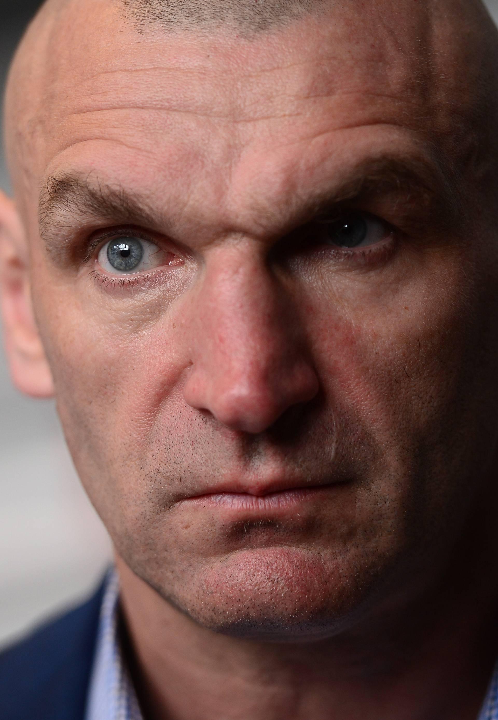 Mavrović: Deset dana priprema pa mogu na Tysona i Holyfielda