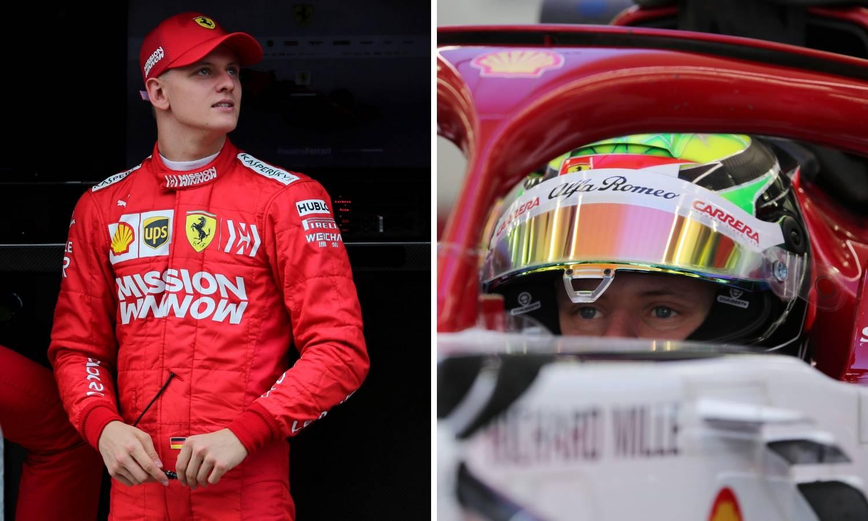 Mick je pravi Schumacher! Ima iste karakteristike kao i otac...