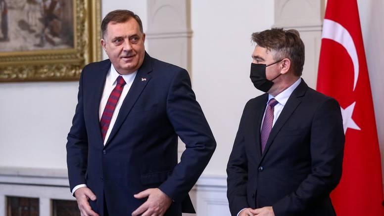Dodik zaprijetio uspostavom nove vojske: Komšić ga optužio da priprema oružanu  pobunu