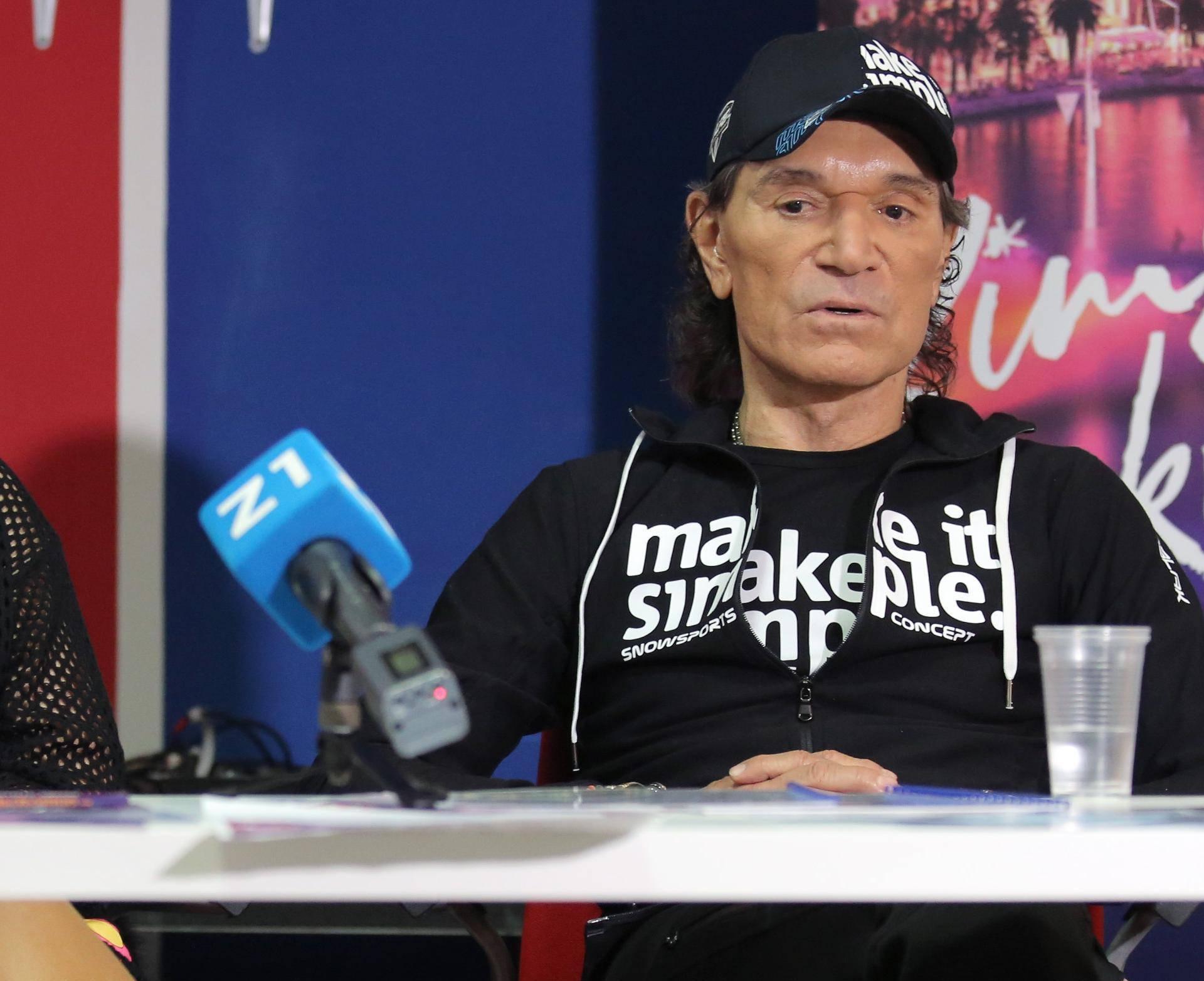 Stavros najavljuje doček: 'Na pozornici volim ostati do zore'
