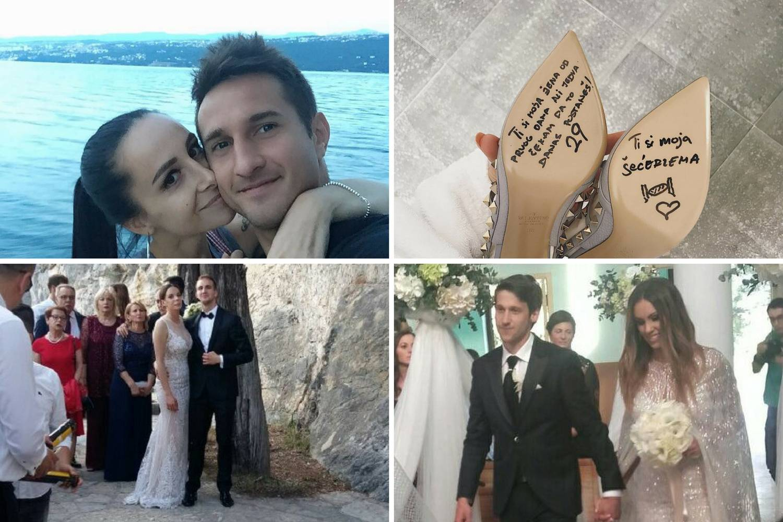Sretno u braku! Igrači Rijeke i Hajduka rekli sudbonosno 'da'