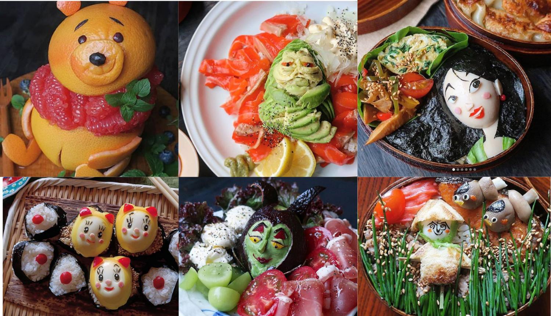 Samo da pojedu: Za svoju djecu pravi umjetnička djela od  jela