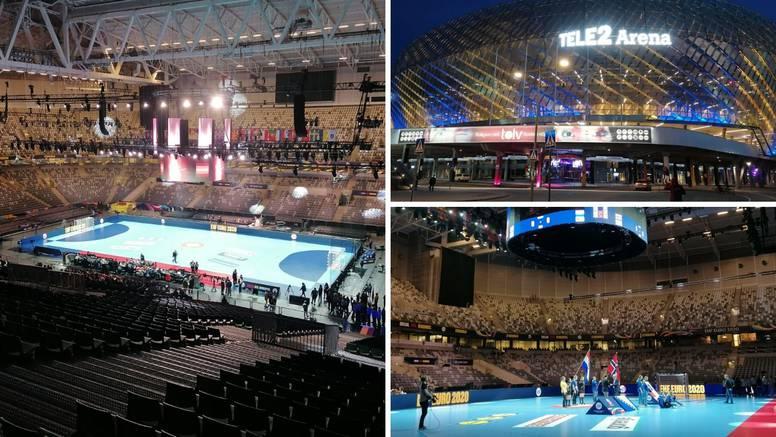 Nogometna arena spremna za rukomet! Baš je spektakularna