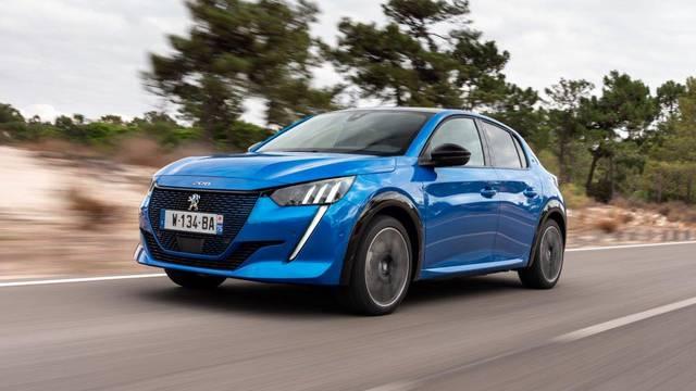 Ostvarite poticaje od 70.000 kn za kupnju Peugeot e-208 ili SUV Peugeot e-2008
