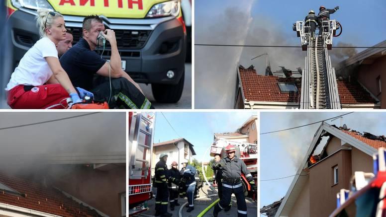 Preminuo je mladi vatrogasac: 'Čuli smo čak četiri eksplozije'