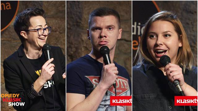 Comedy Klasik Show ide dalje: Čekaju vas nove doze smijeha