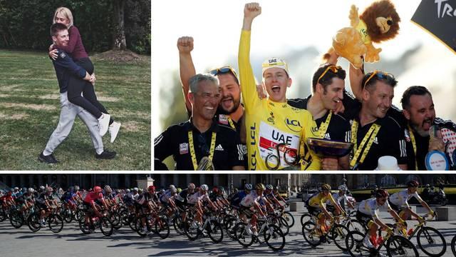 Slovenski heroj obranio naslov na Touru: Nisu mu mogli pronaći bicikl, curu upoznao u Hrvatskoj