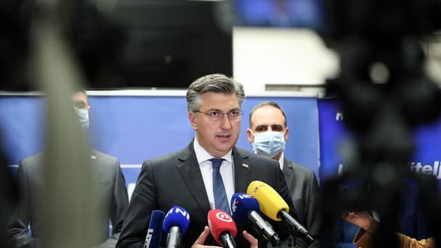 Zagreb: Izjave uoči sjednice Predsjednistva Zajednice utemeljitelja HDZ-a