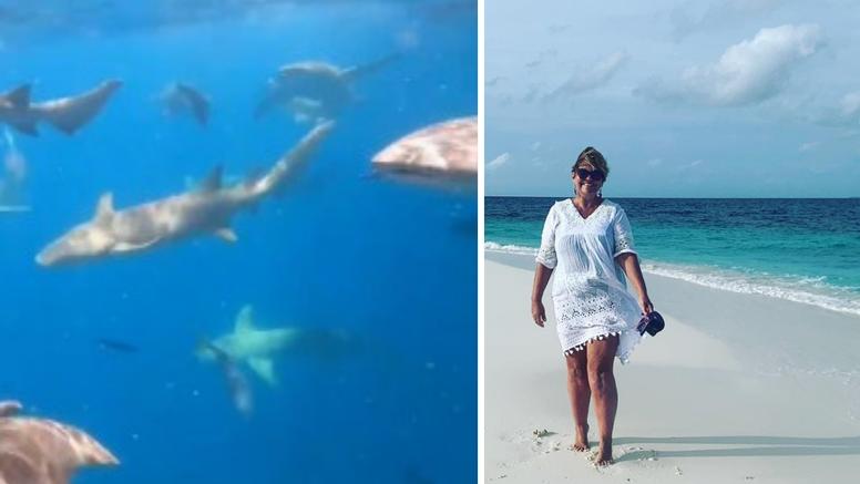 Karmela Vukov-Colić: 'Volimo Maldive, a plivanje s morskim psima bilo je zaista bezopasno'