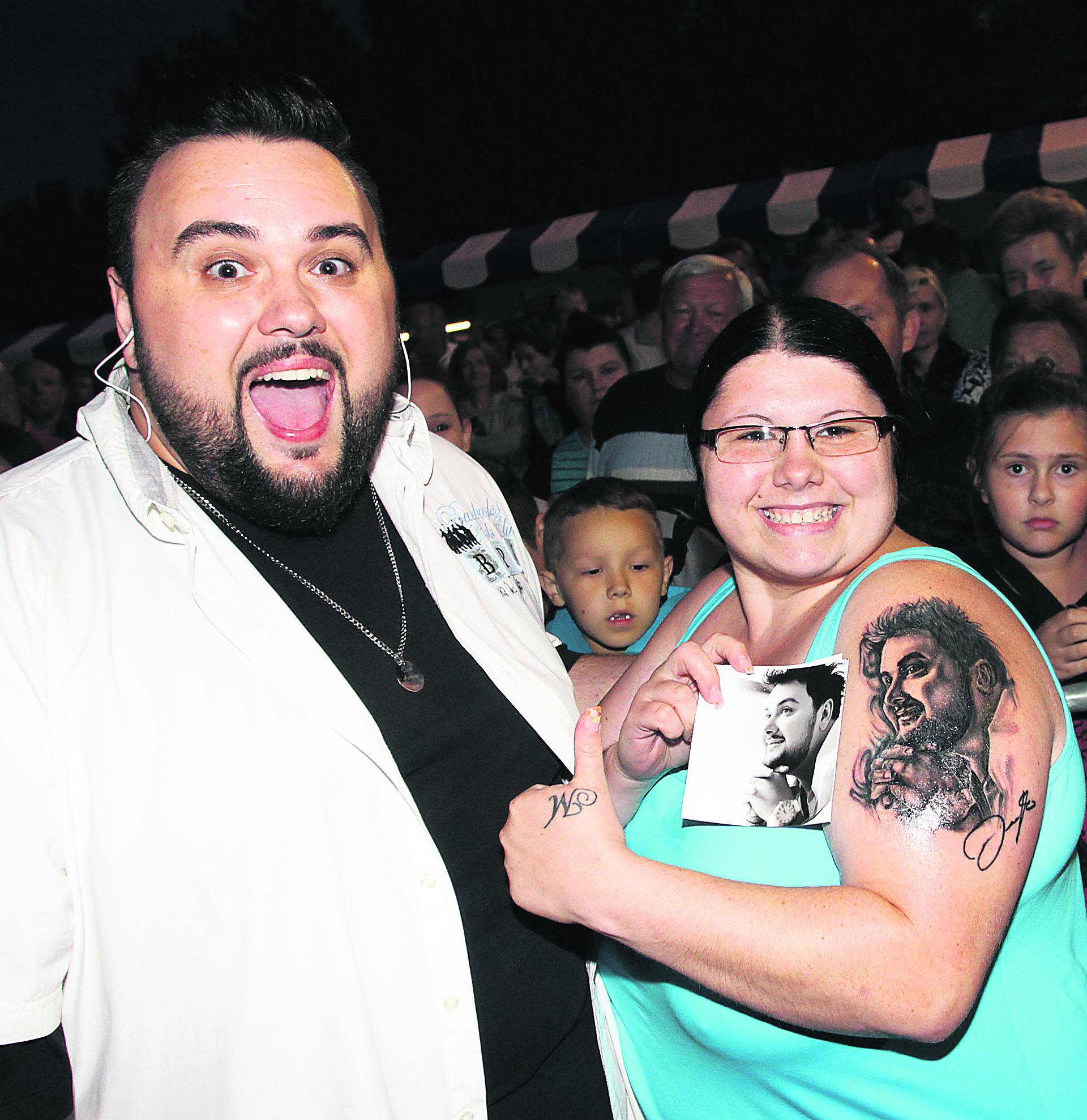 Jagodin muž nije ljubomoran što je opet tetovirala  Jacquesa