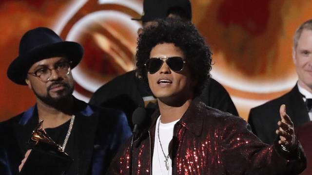 60th Annual Grammy Awards – Show – New York