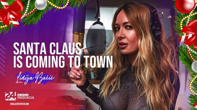 Bačić kao Mariah Carey: Izvela najpopularniju božićnu pjesmu