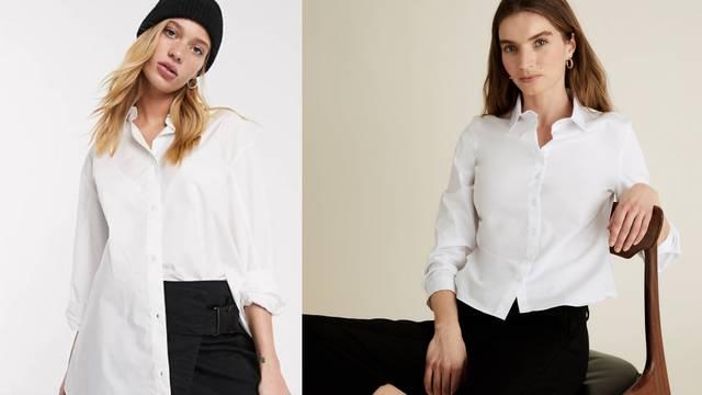 Sva lica velike bijele košulje: Od grunge stila do biznis elegancije