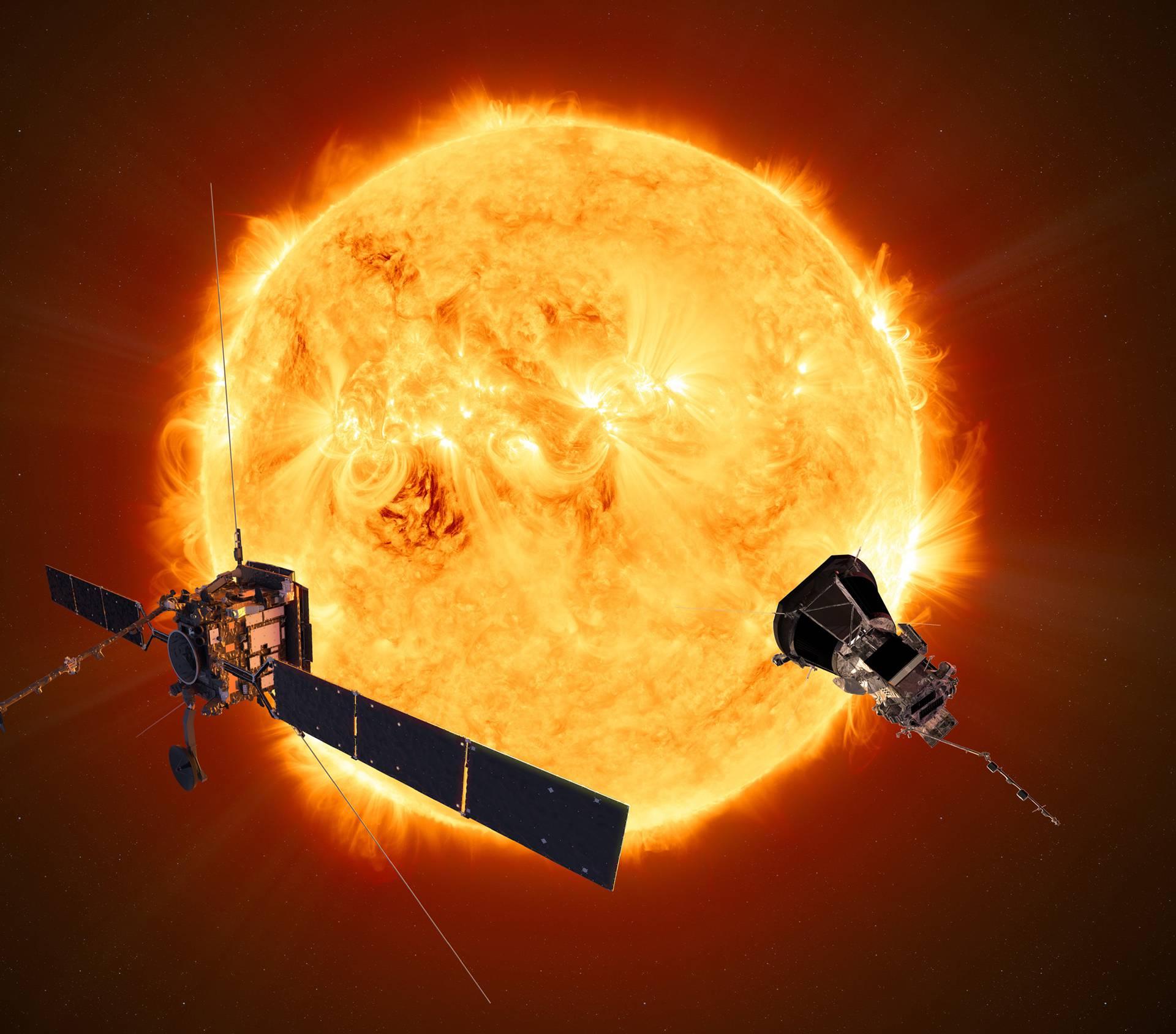 """Predivna slika"": Nova sonda dat će najbolji pogled na Sunce"