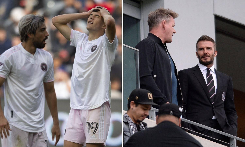 Slavni kuhar Gordon Ramsay s Beckhamom gledao debi Intera
