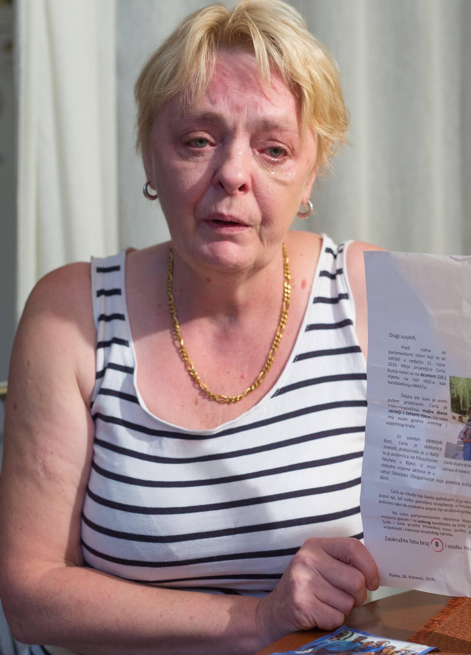 Apsurd u Rijeci: 'Pokojnog oca zvali su da izađe na biralište'