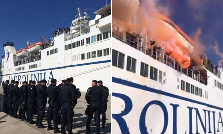 Novi 'bijeli brod': Armada će na finale Kupa u Šibenik trajektom