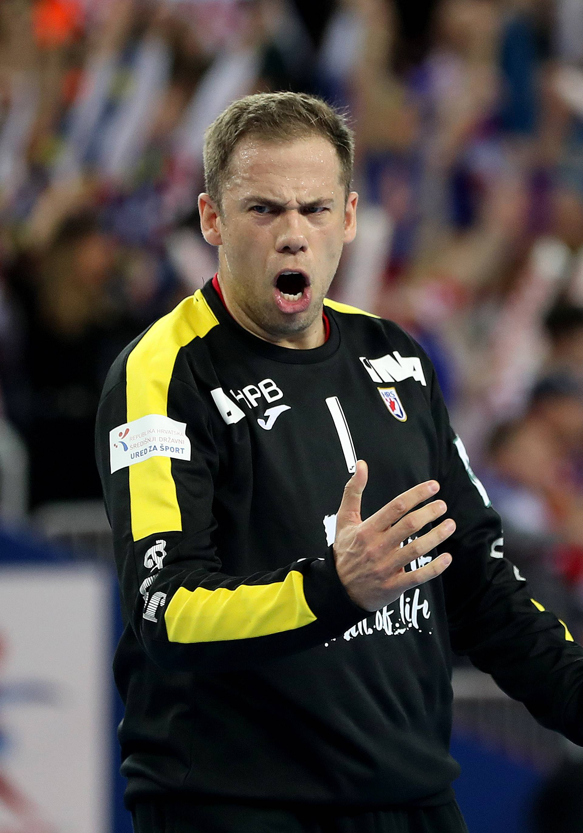 EHF Euro, Hrvatska - Norveska