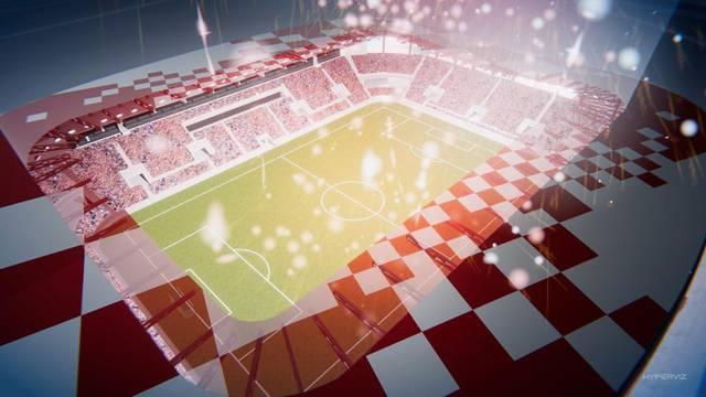 Nacionalni stadion kao Kantrida