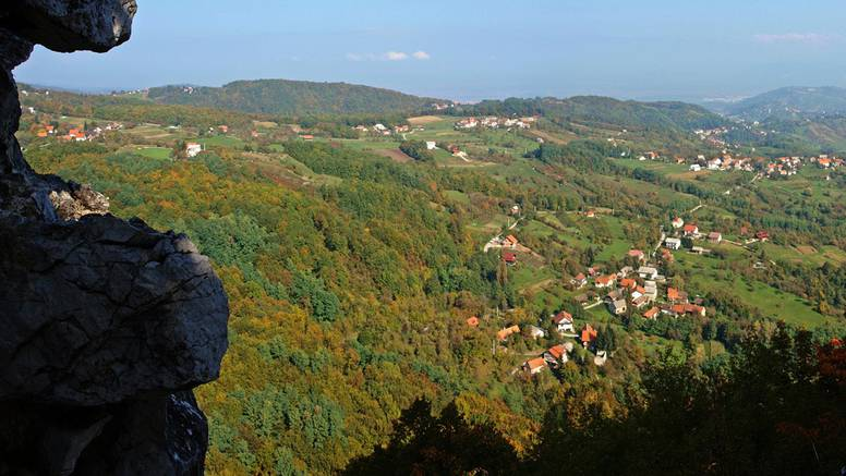 Jedan od najstarijih plemićkih gradova srednjeg vijeka - Okić