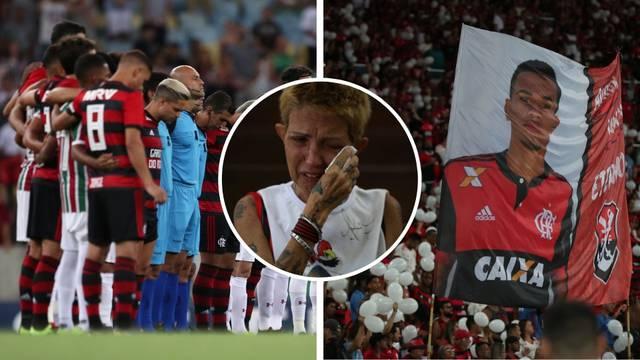 Suze na Maracani: Nogomet se opet igra, tuga ostaje zauvijek