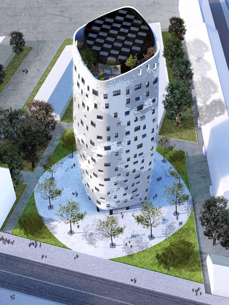 Inovacija i ušteda: MORH gradi 'maskirni' neboder za vojsku na visini