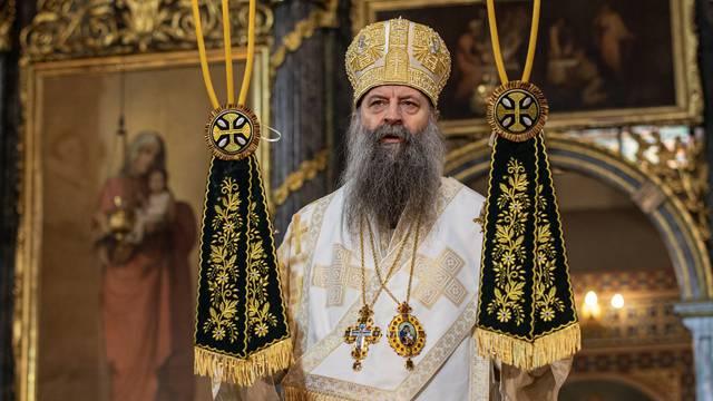 Serbian Orthodox Church enthrones its new Patriarch