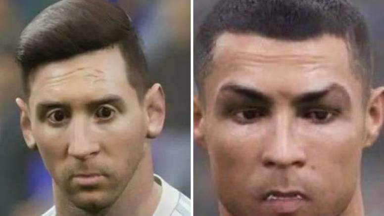 PES postao eFootball, a ovako izgledaju Ronaldo i Leo Messi