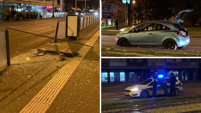 'Zabila se u ogradu, smijala pa pobjegla autom preko tračnica'