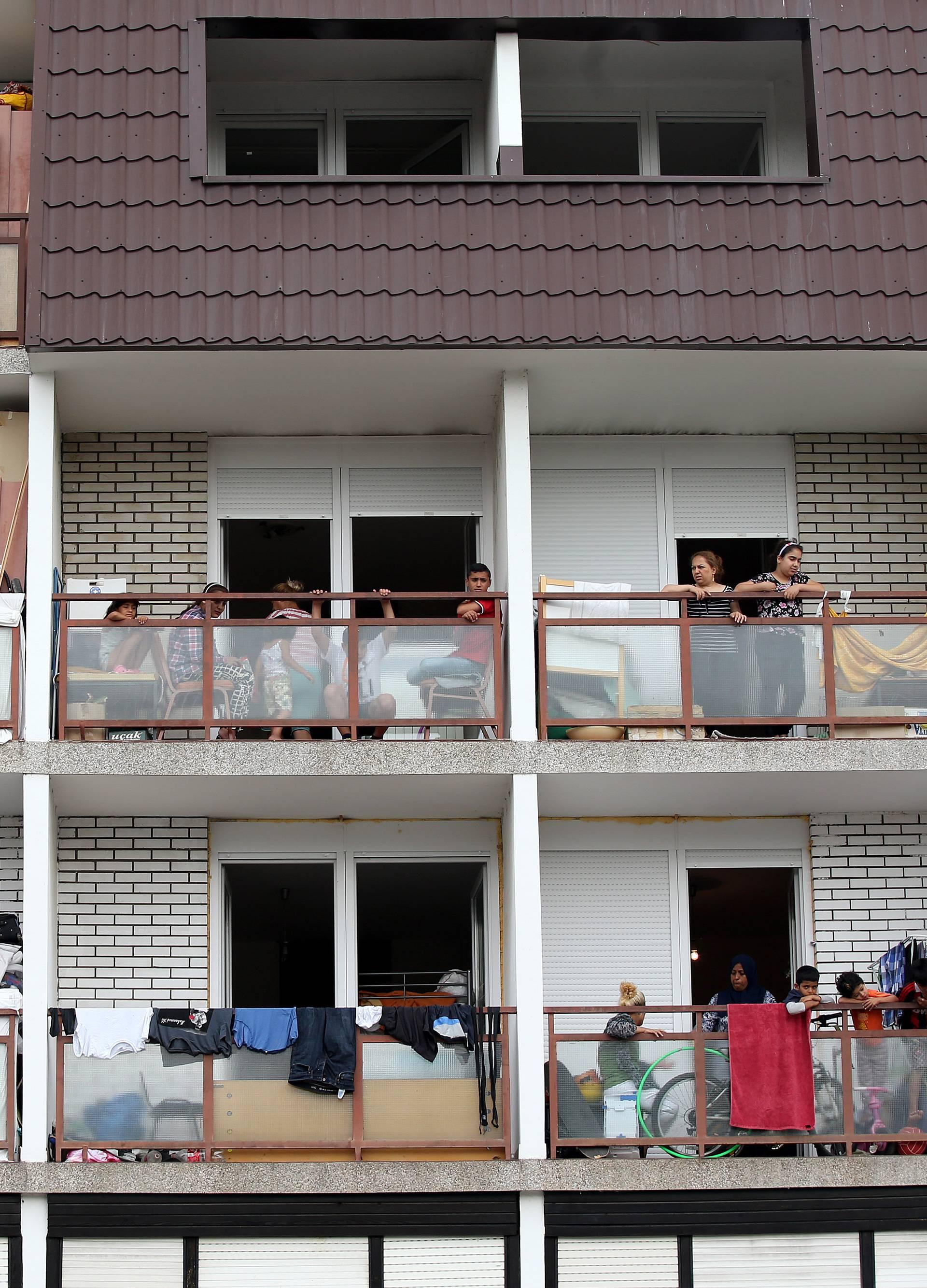 Porin će renovirati: Azilante će privremeno preseliti na Lanište