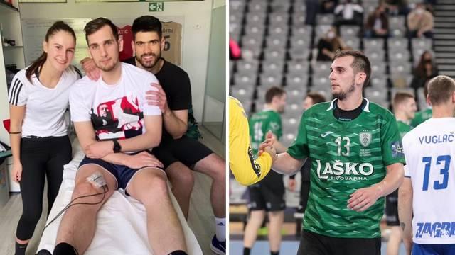 Talentirani Josip Šarac se teško ozlijedio: Neće ga biti 6 mjeseci