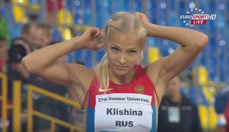 Rusi u šoku: Samo Klišina ide u Rio, ali ne pod zastavom Rusije