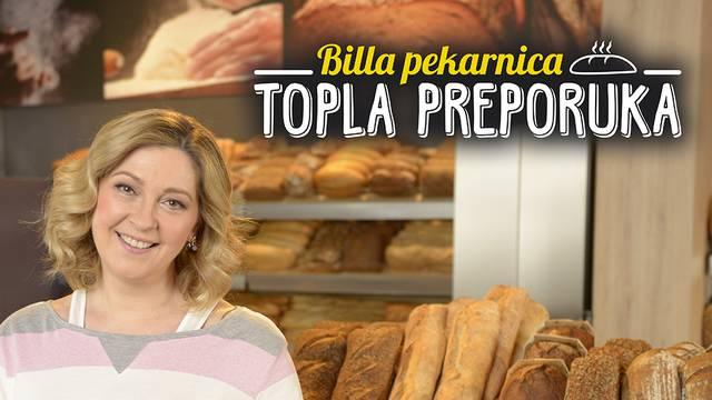 BILLA pekarnica – naša topla preporuka za svako jutro i dan